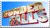 Wonderfalls Stamp by LoudNoises