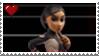 Sasha Caylo Stamp by LoudNoises