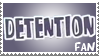 Detention Stamp by LoudNoises