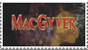 MacGyver Stamp by LoudNoises