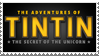The Adventures of Tintin Stamp by LoudNoises