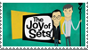 The Joy of Sets Stamp by LoudNoises