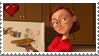 Linda Gunderson Stamp by LoudNoises