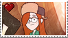 Wendy Stamp by LoudNoises