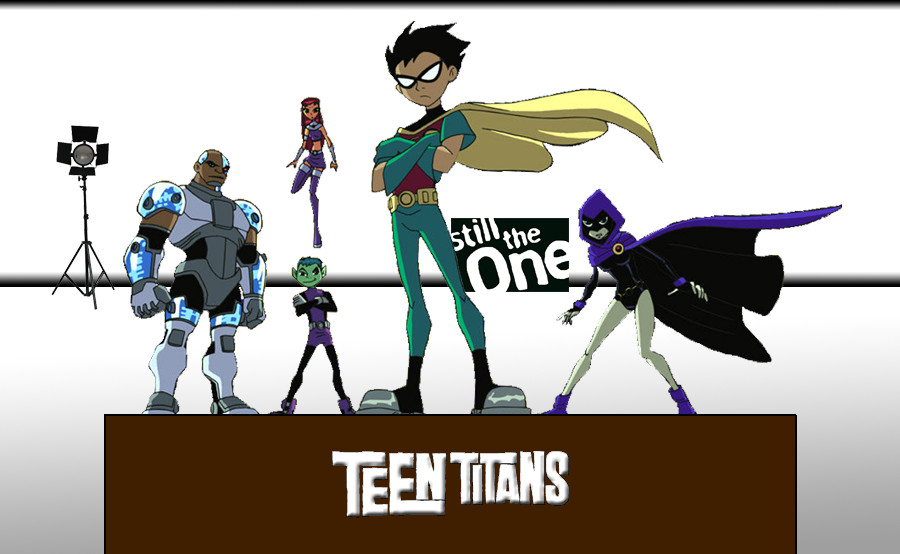 Teen Titans is Still the One by LoudNoises