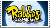 Rabbids Go Home Stamp by LoudNoises
