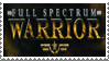 Full Spectrum Warrior Stamp by LoudNoises