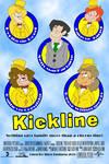 Kickline - The Movie Poster