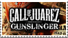Call of Juarez: Gunslinger Stamp by LoudNoises