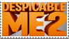 Despicable Me 2 Stamp by LoudNoises