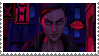 Bloody Mary (The Wolf Among Us) Stamp by LoudNoises