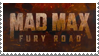 Mad Max: Fury Road Stamp by LoudNoises