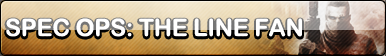 Spec Ops: The Line Fan Button by LoudNoises