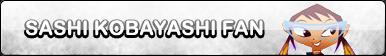 Sashi Kobayashi Fan Button