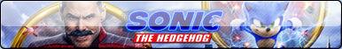 Sonic the Hedgehog (2020) Fan Button