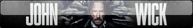 John Wick Fan Button