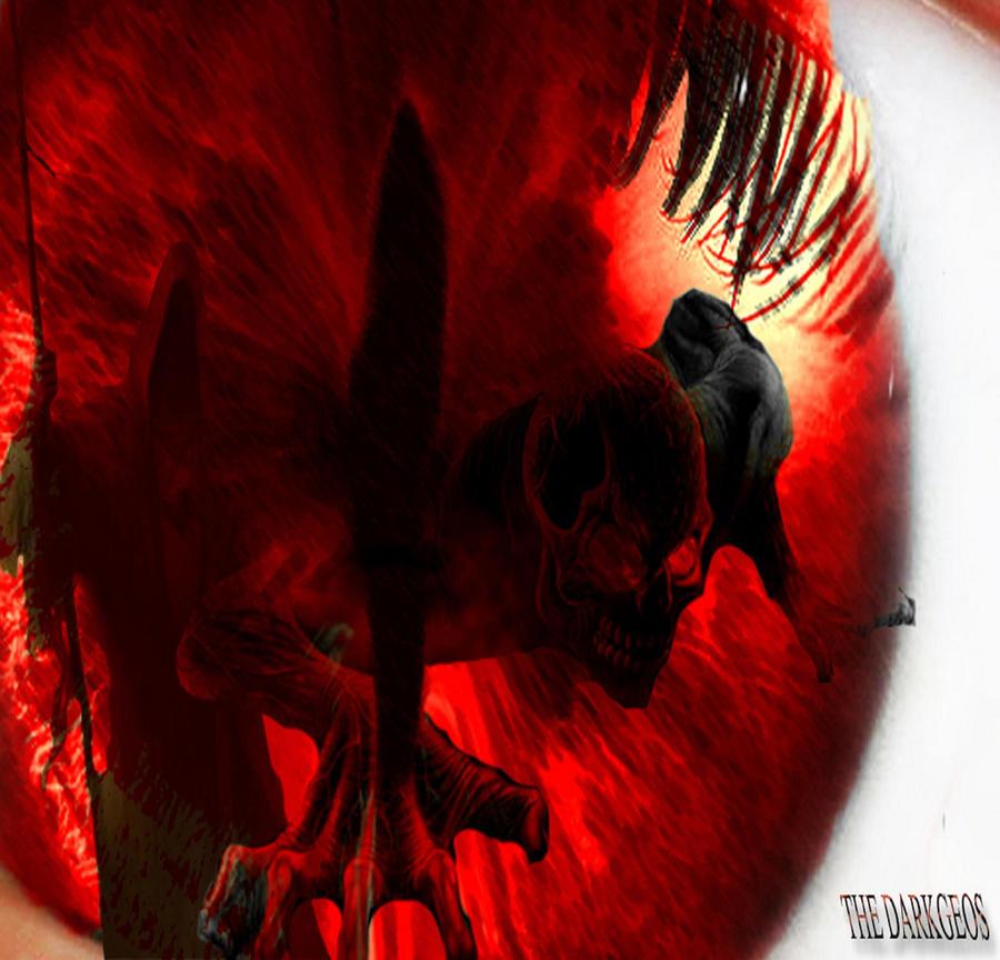Eye of Dark by DarkElektra