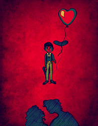 Naive boy by Jayleloobee