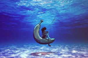 Underwater by Jayleloobee