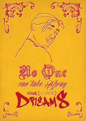 Tupac - Fl***in Dreamer by Jayleloobee