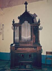 Orgue / Organ by Jayleloobee
