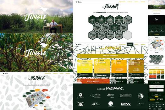 Site Web Be Jungle