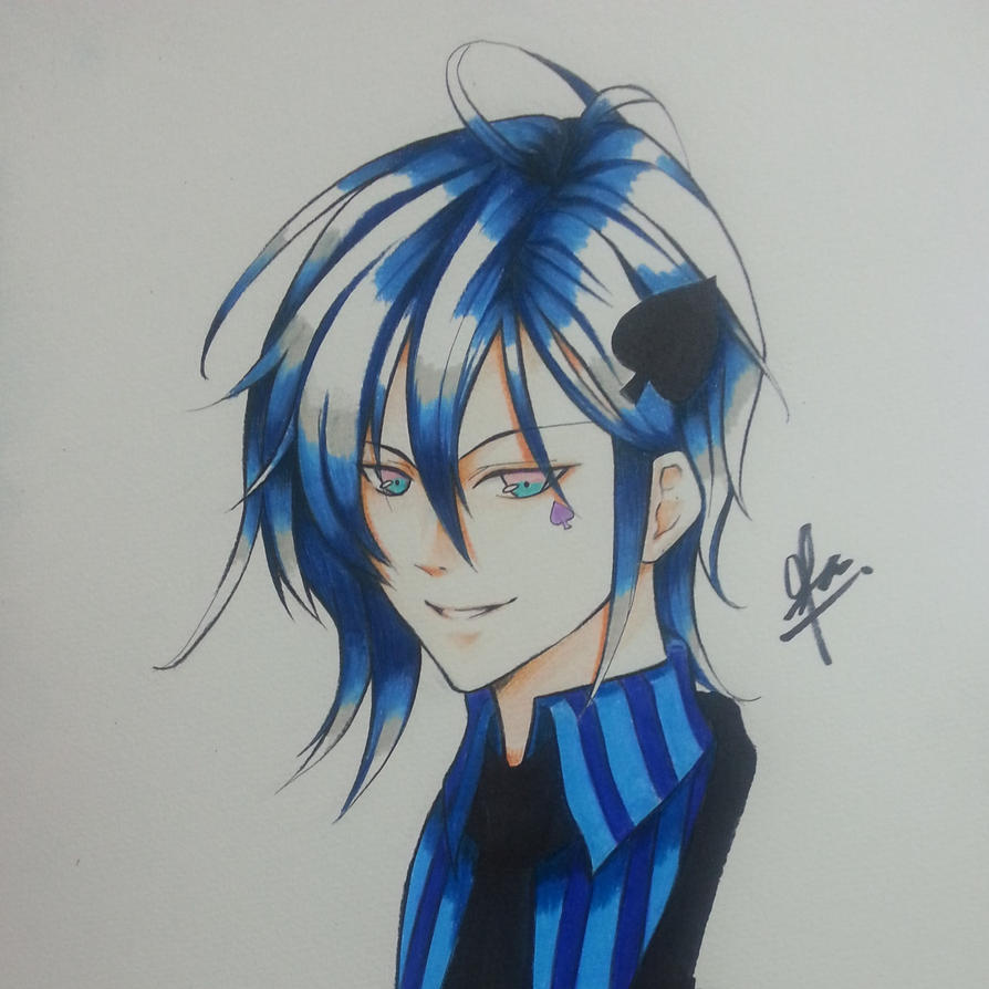 Ikki from Amnesia by thumbelin0811
