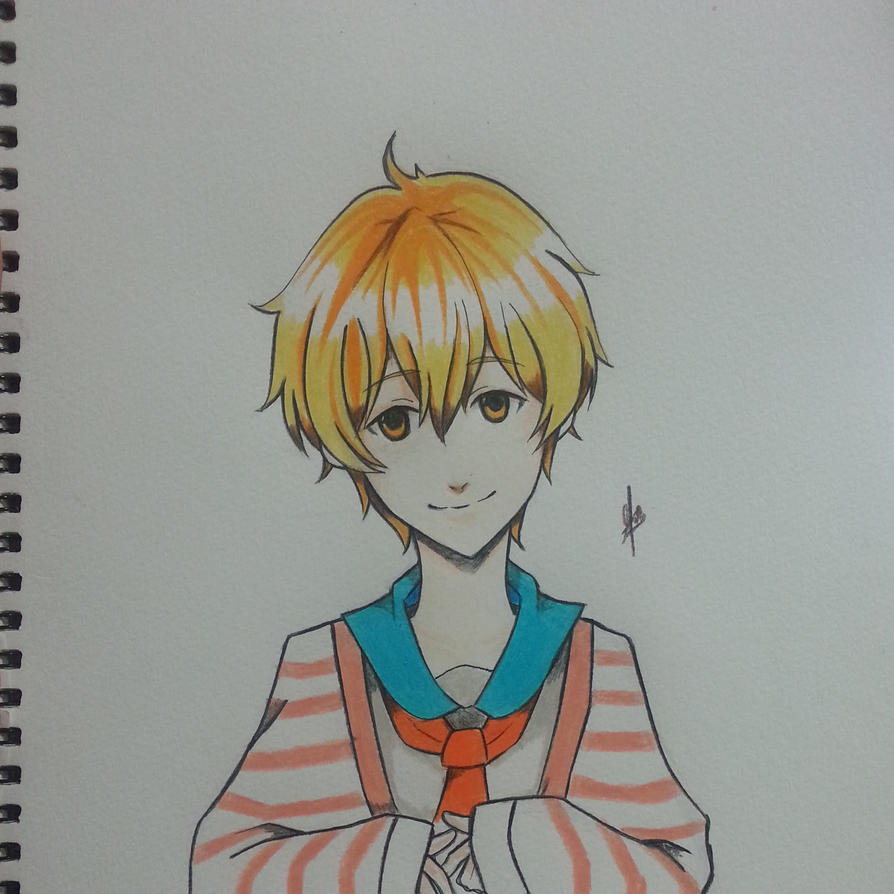 Nagisa Free!~~ by thumbelin0811