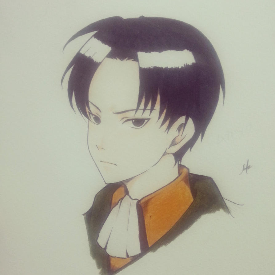 Levi~~~ by thumbelin0811