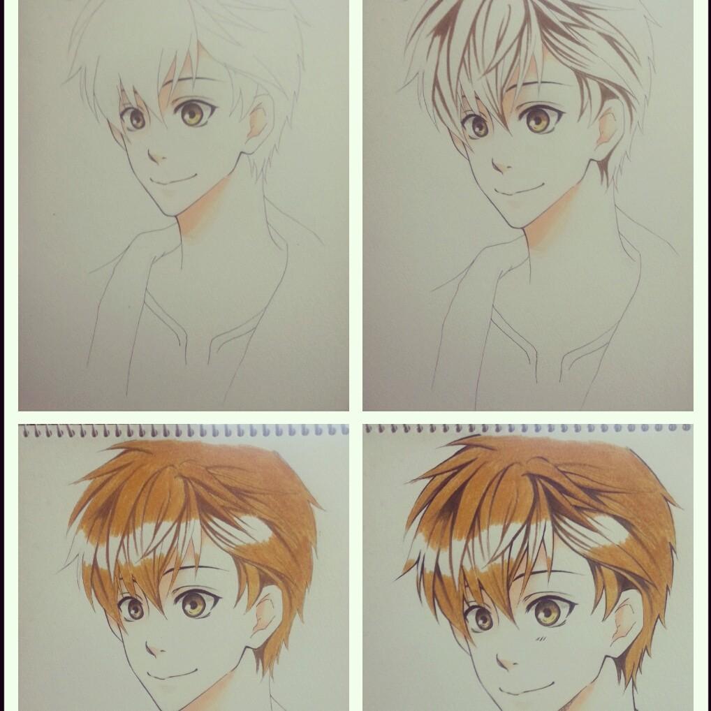 Art color hair -  How I Color Hair By Thumbelin0811