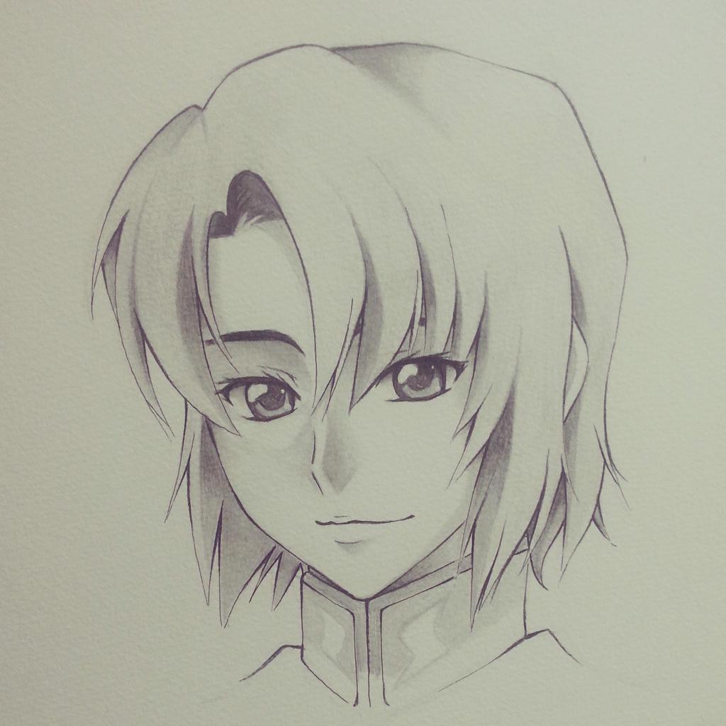 Athrun Zala- Gundam Seed by thumbelin0811