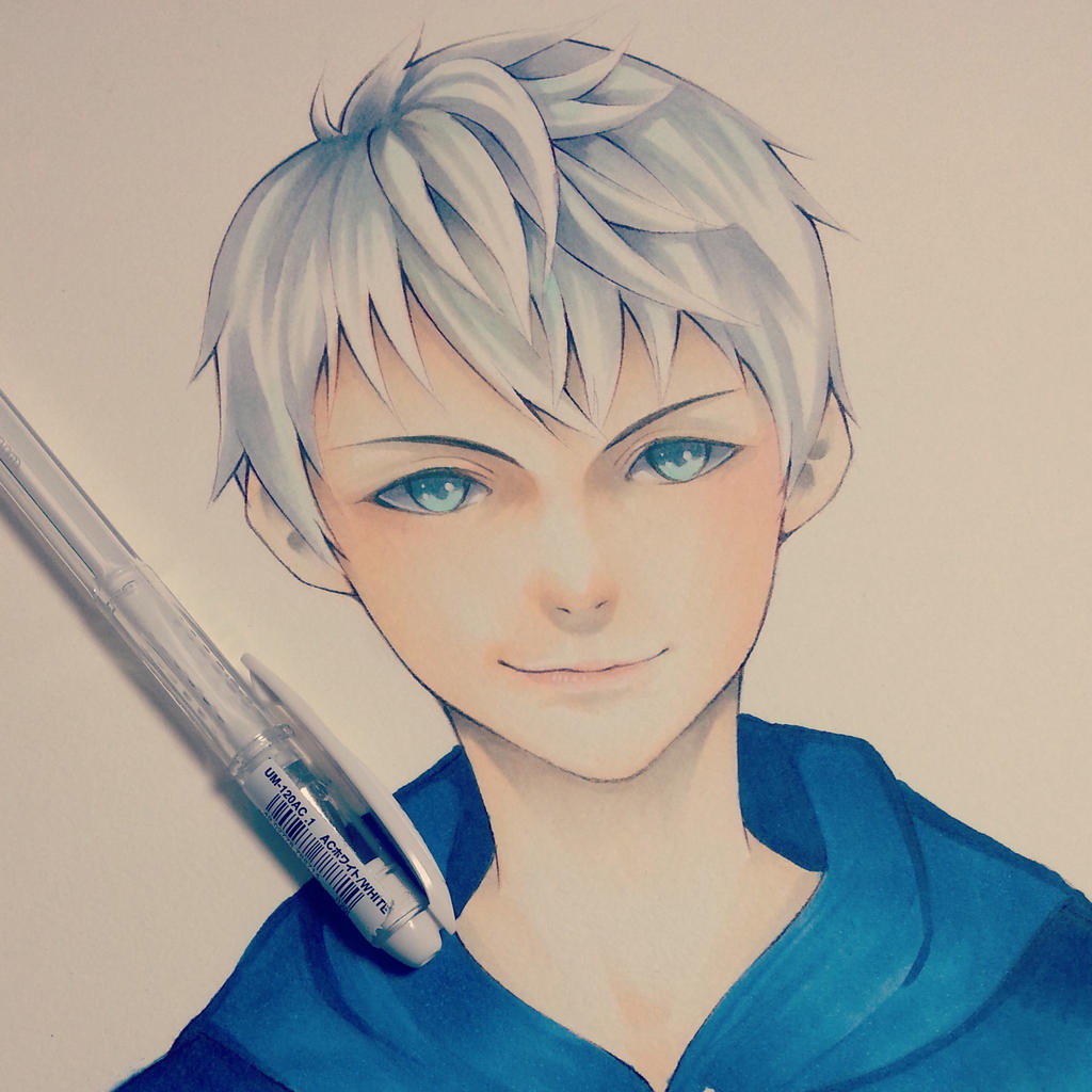 Jack Frost- My Style by thumbelin0811