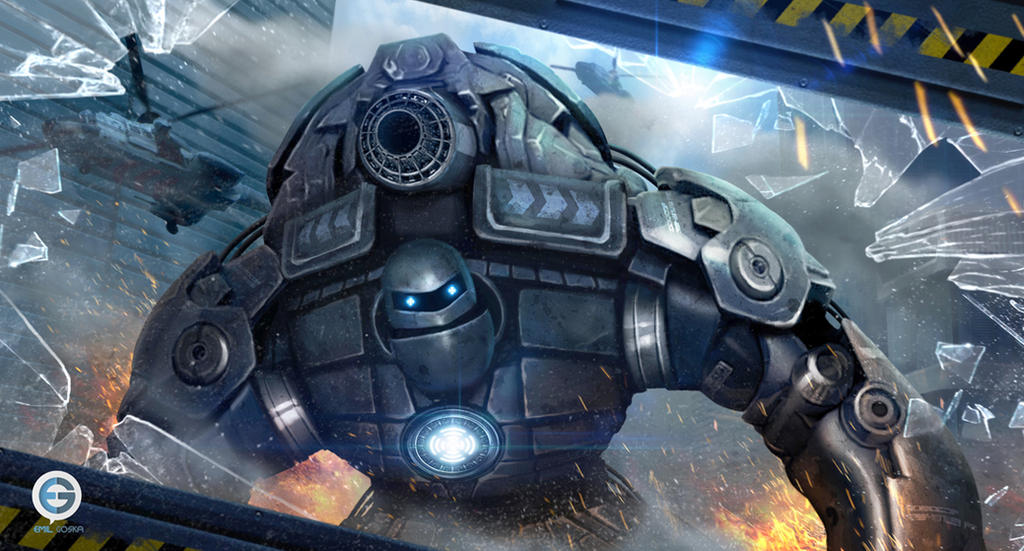Robocop by EmilGoska