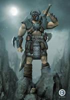 Viking by EmilGoska