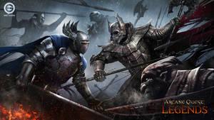 Arcane Quests Legends