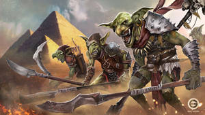 Conquerors Of The Realm - Goblins