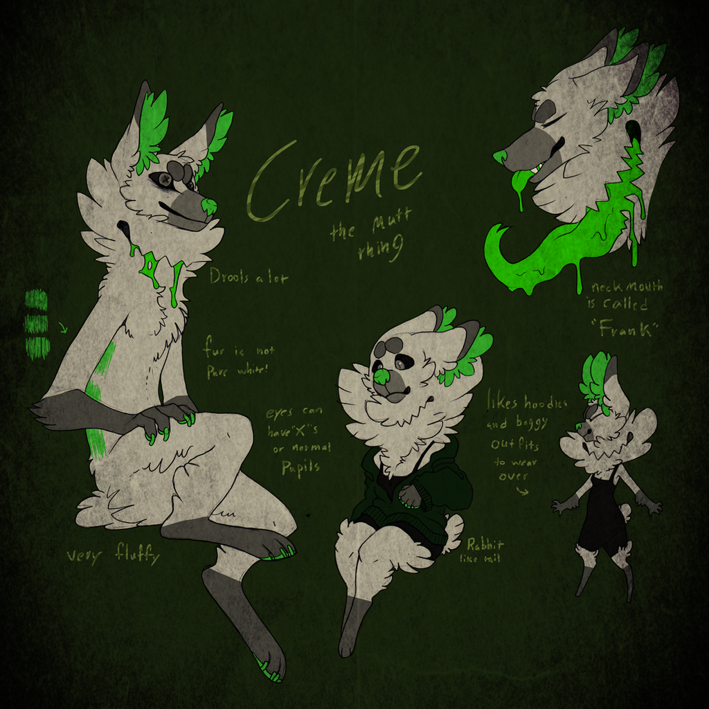 Monster Creme ref OLD DONT USE by CremexButter