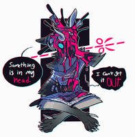 Headache by CremexButter