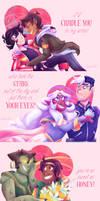 Voltron Valentines