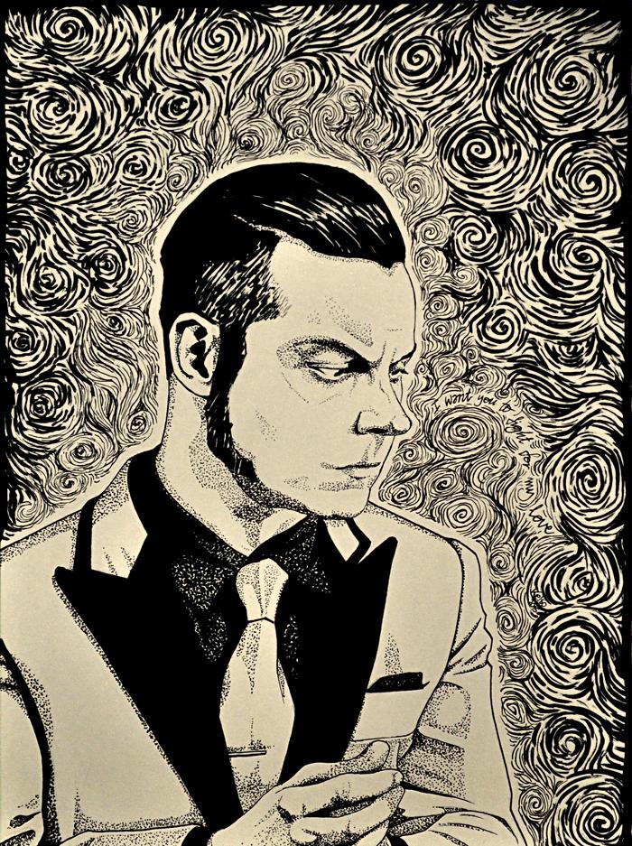 Jack White by ElaRaczyk