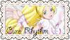 Cure Rhythm Stamp (Version 2) by Hatsune1Miku123