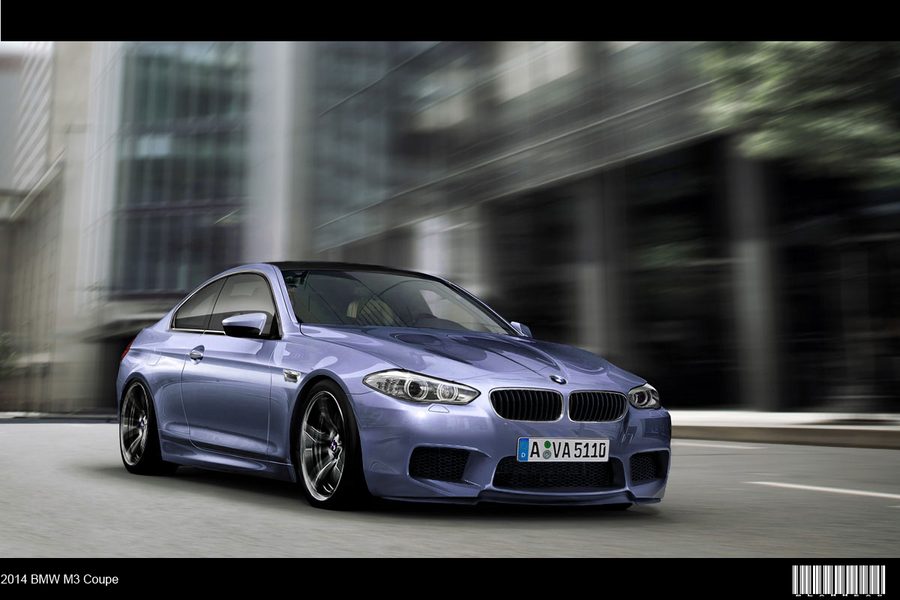 2014 BMW M3 Coupe by IIblahheadII on DeviantArt