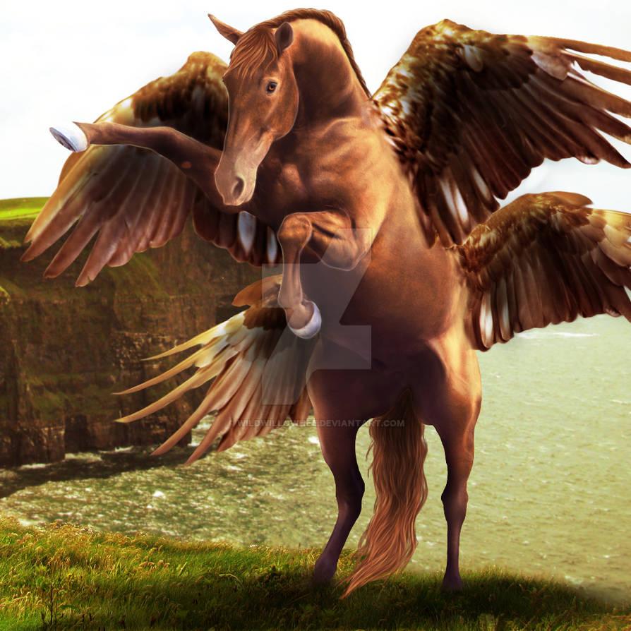 HEE Horse Artwork - Thunderbird