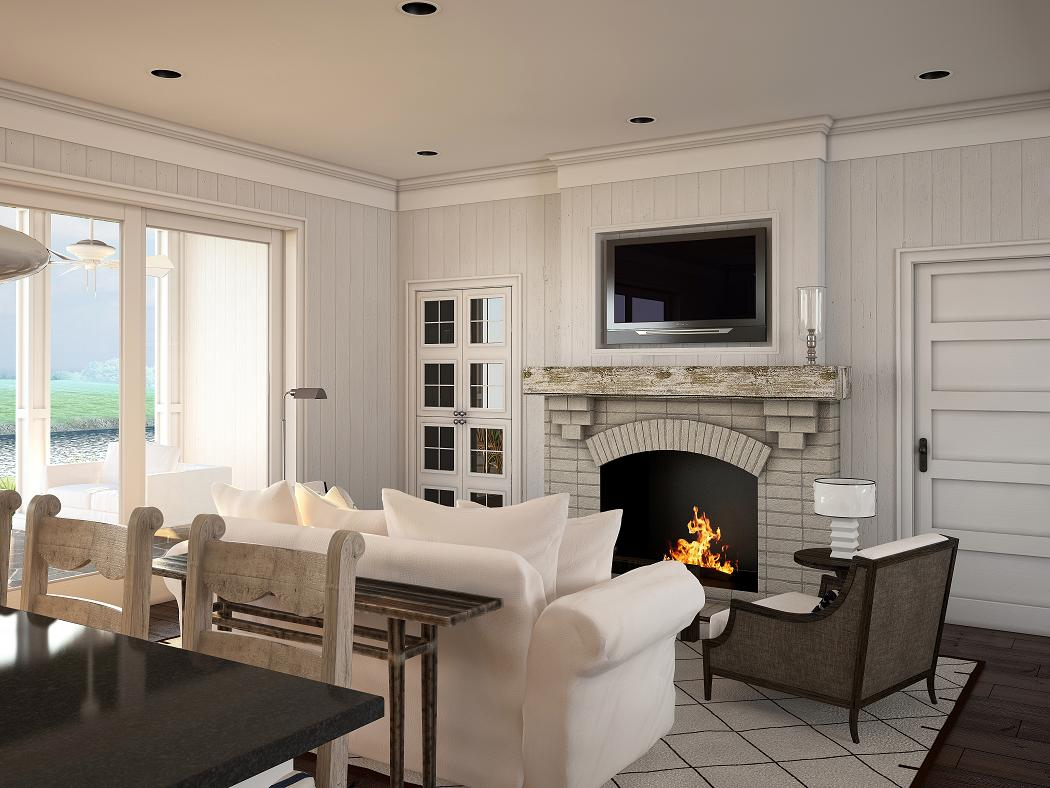 Scotch Hall Living Room by zodevdesign