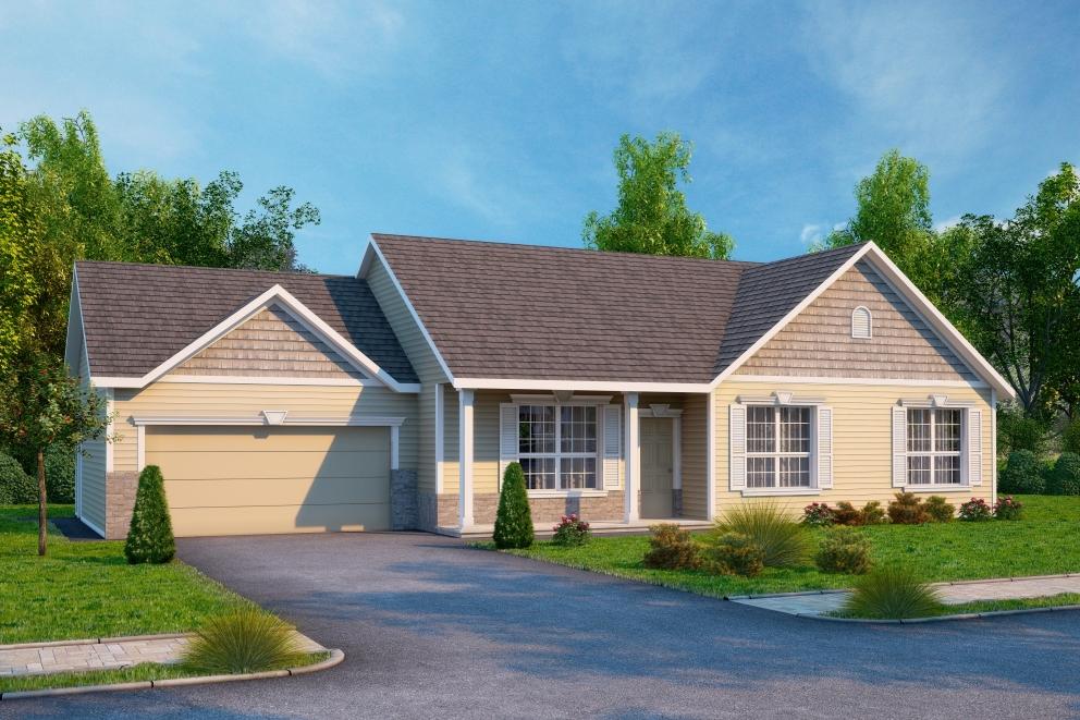 Small Home Rendering by zodevdesign on DeviantArt