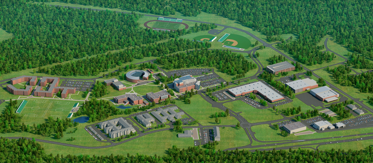 Map Of Georgia Gwinnett College.Georgia Gwinnett College 3d Map By Zodevdesign On Deviantart