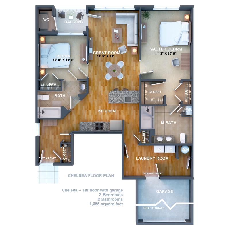 3d Floor Plan By Zodevdesign On Deviantart