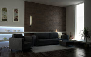 Living Room by zodevdesign