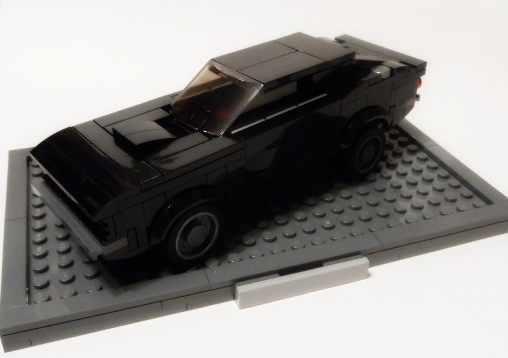 Blade's Dodge Charger 68 by Spooky42
