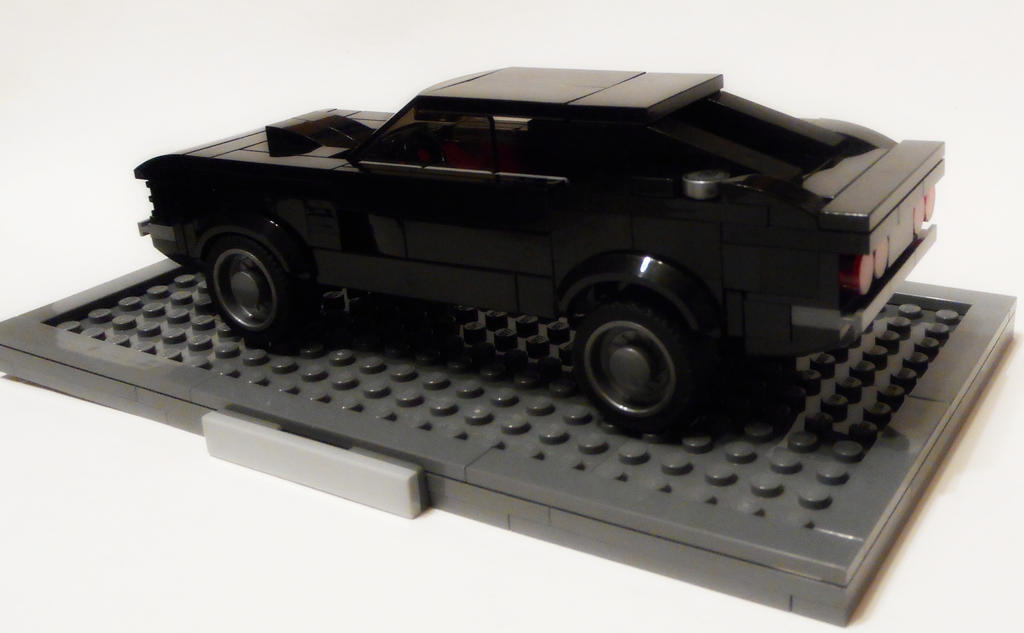 Blade's Dodge Charger 68 (2) by Spooky42